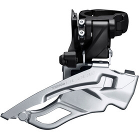 Shimano Deore Trekking FD-T6000 Front Derailleur 3x10 clamp high down swing black